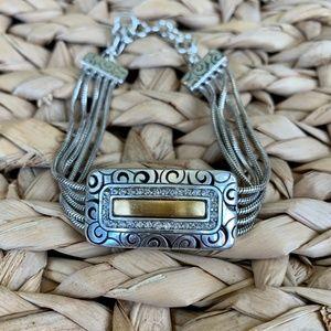 Brighton Silver Bracelet
